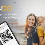 UNDO: die neue App  zur digitalen Kontaktnachverfolgung