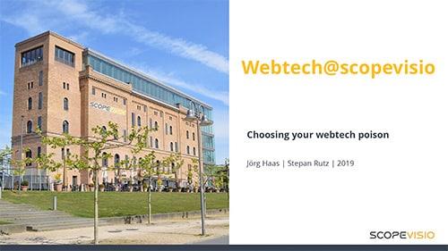 Webtech Scopevisio